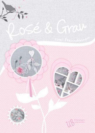 Rose und Grau