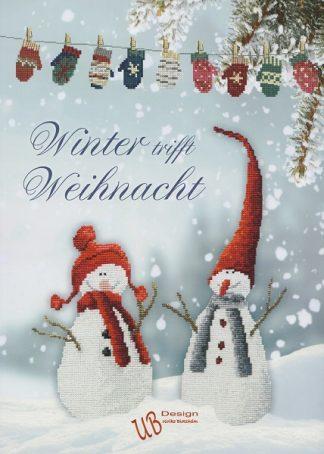 Winter trifft Weihnacht